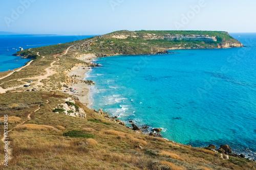 Photo  Sinis peninsula