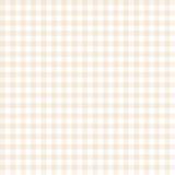 Beige Hintergrund Kariert Stoff Muster - 87387886