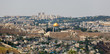 View on Temple mount in Jerusalem