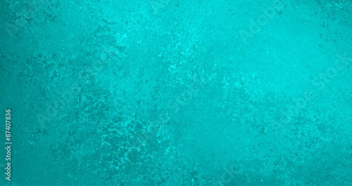 solid light blue background paper with vintage grunge background texture design, elegant grungy blue backdrop