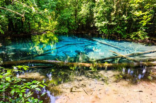 Fototapety, obrazy: Sa Nam Phut national park at Thailand