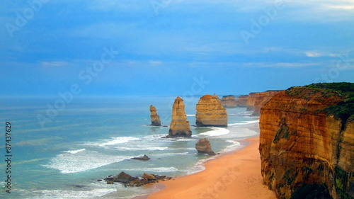Deurstickers Australië 12 Apostles