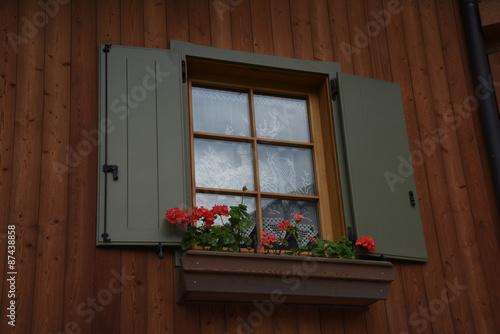 Decorazioni Casa In Montagna : Fiori fioriere montagna geranio antico decorazione casa buy this