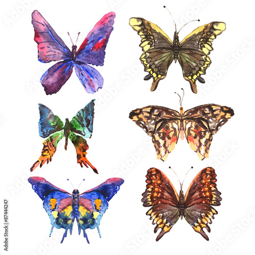 abstrakcyjne-motyle