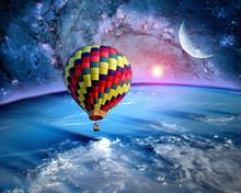 Hot Air Balloon Fairy Tale Lan...