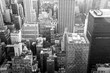 Le haut de New-York