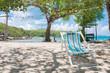 Beach Chair at Samet Island, Thailand