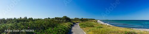 Panorama Insel Hiddensee