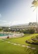 Luxury resort on a caribbean island