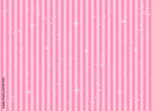 Obraz キラキラ ストライプ - fototapety do salonu