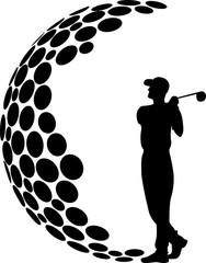 Panel Szklany Golf Golf G