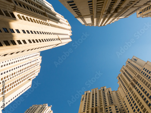 Photo  Buildings The Walk in Dubai Marina