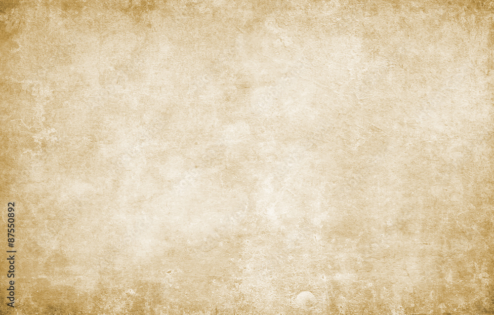 Fototapety, obrazy: Old dirty paper backdrop.