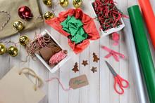 Christmas Wrapping Supplies