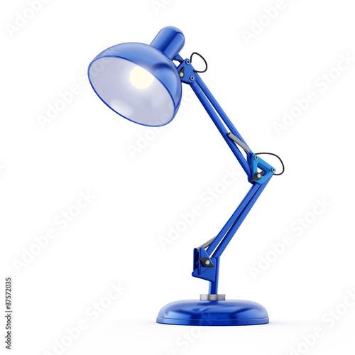 Fotografie, Obraz  Desk lamp