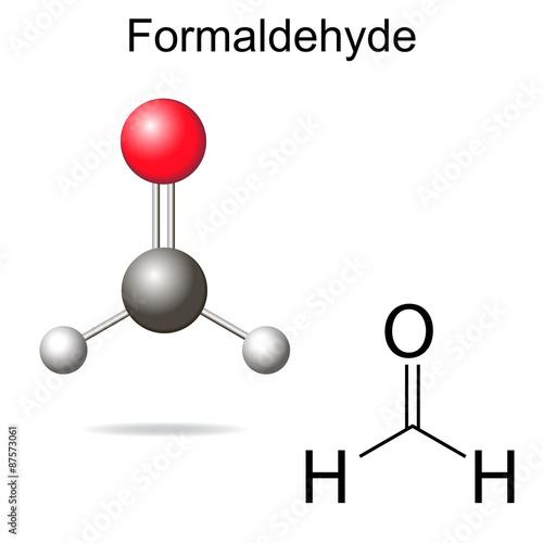 Photo Formaldehyde model