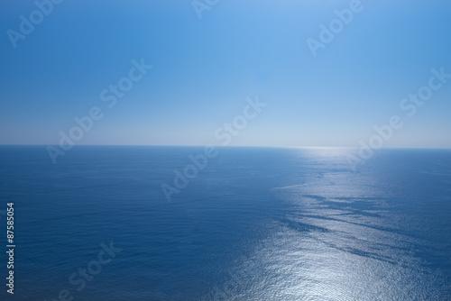 In de dag Zee / Oceaan Seascape
