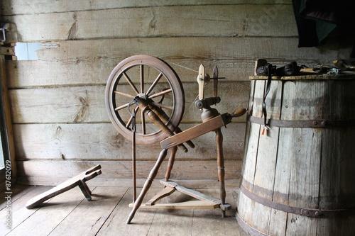 Fotografija Old style loom
