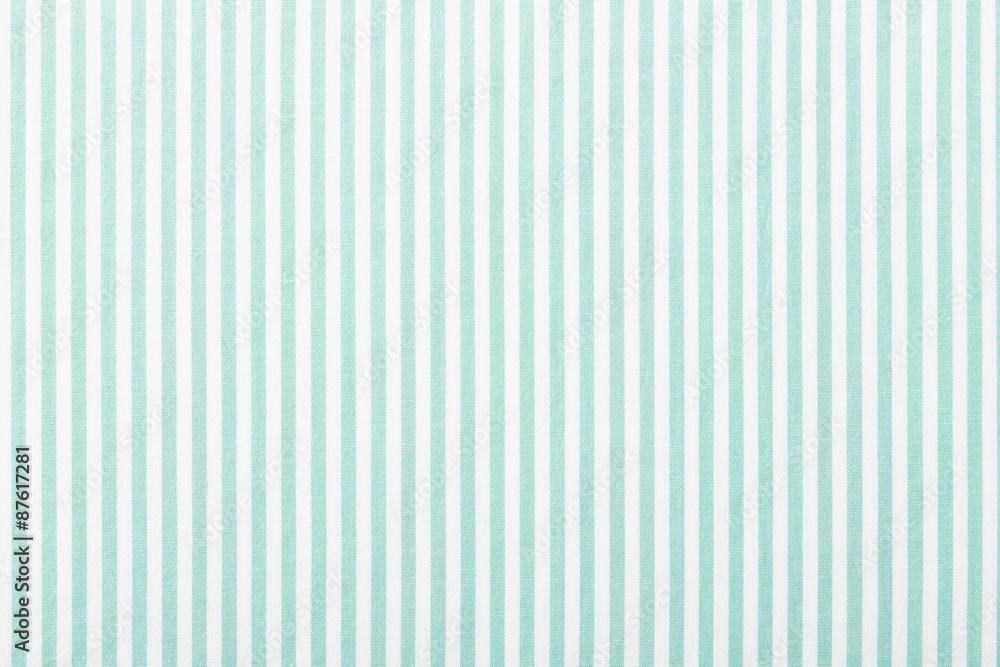 Fototapeta 布地のクローズアップ 縞模様