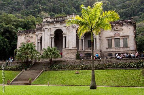 Photo  Parque Lage Mansion in Rio de Janeiro