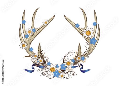 Amazon De Deer Antler Schablone Vorlage Wiederverwendbar 10