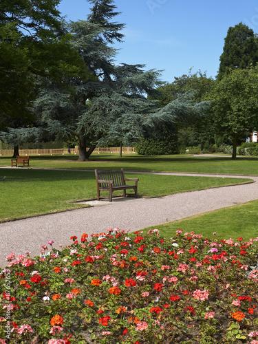 Fotografie, Obraz Grosvenor park in Chester Cheshire UK