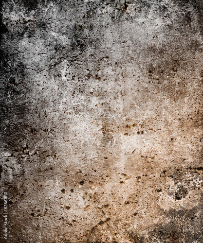 colorful scratched grunge wall