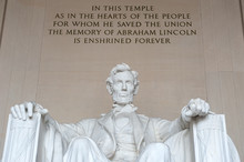 Statue Of Abraham Lincoln, Lin...