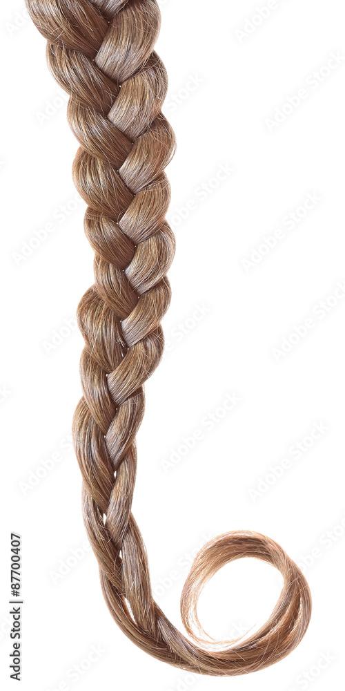 Fototapety, obrazy: Women braid