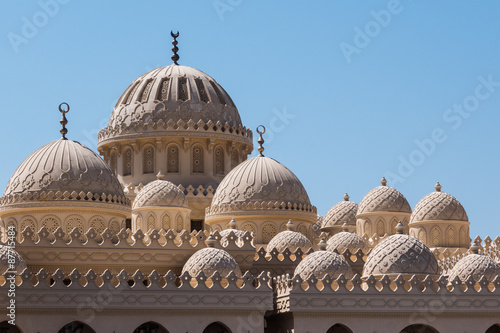 Fotografie, Tablou Old Muslim Mosque In Hurghada, Egypt