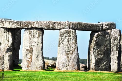 Poster Monument Historical monument Stonehenge