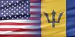 USA and Barbados