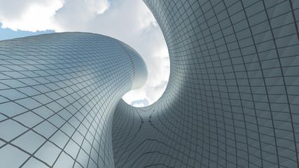 Panel Szklany Architektura Contemporary Architecture
