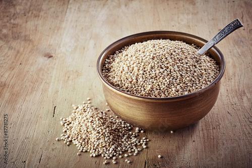 Photo amaranth seeds
