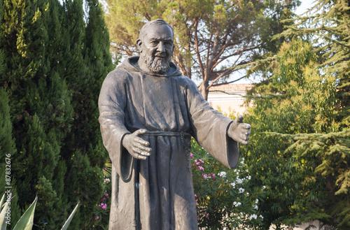 Fotografie, Obraz  Padre Pio