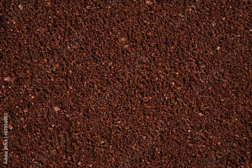 Café en grains texture