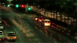 Road traffic in timelapse. FullHD 1080p. Loopable.