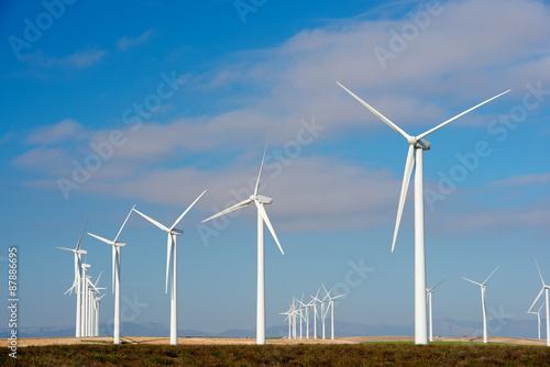 Aluminium Prints Mills Wind energy