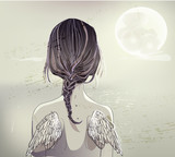 girl with wings - 87886881