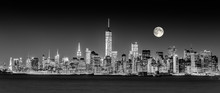 New York City Manhattan Downto...