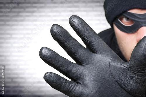 Fotografía  Thief, Stealing, Burglar.