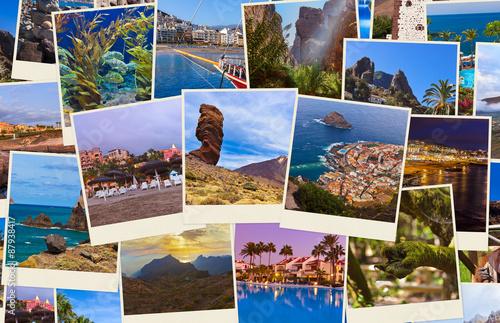 Spoed Foto op Canvas Oceanië Tenerife Canary images (my photos)