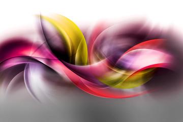 Plakat Colorful Abstract Background
