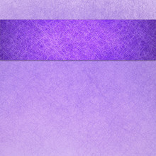 Purple Background With Ribbon ...