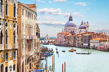 Venice. Grand Canal