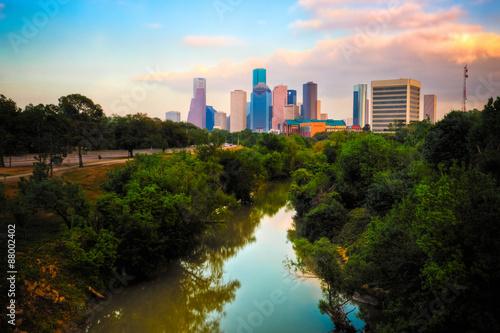 Houston Skyline #88002402
