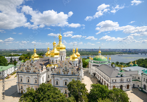 Kyiv Pechersk Lavra/Cathedral of the Dormition and Refectory Church, Kyiv Pechersk Lavra