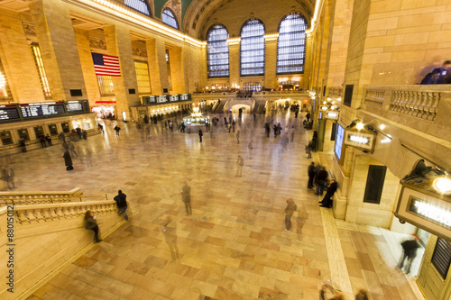 Photo Grand Central Terminal, New York City.