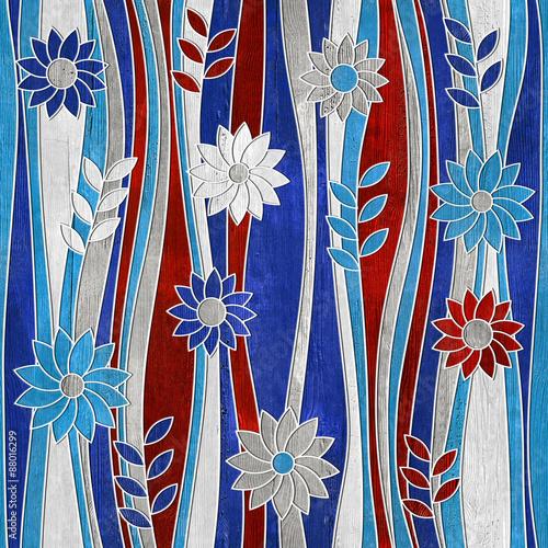 kwiatowy-wzor-fala-dekoracja-bezszwowy-tlo-tapeta