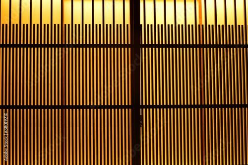 京都京町家の明かり